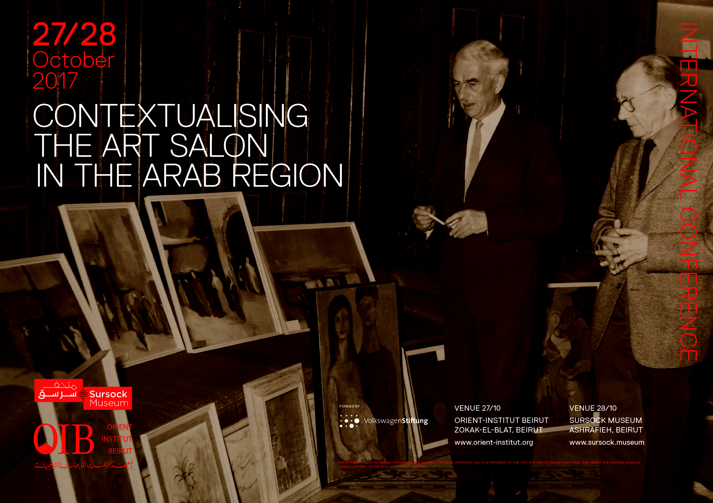 Contextualising the Art Salon in the Arab Region